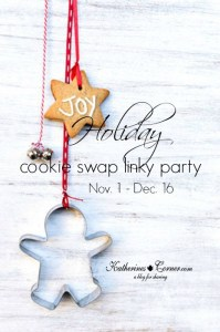 holiday cookie linky 2015