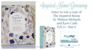 Inspired Home Giveaway