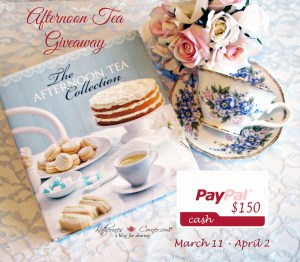Afternoon Tea Giveaway