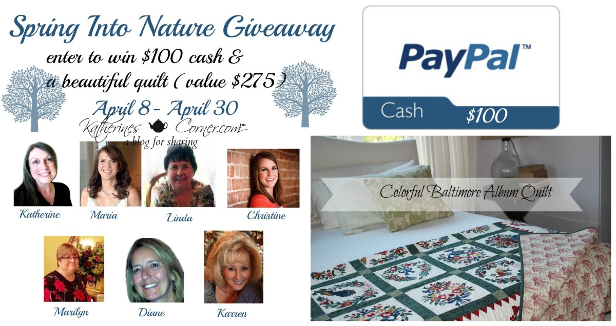 Spring Into Nature Giveaway