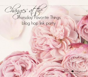 Thursday Favorite Things blog hop link party 236