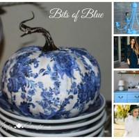 Bits of Blue Monday Inspirations