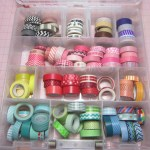Finally, a Washi Tape Storage Solution that works for me!