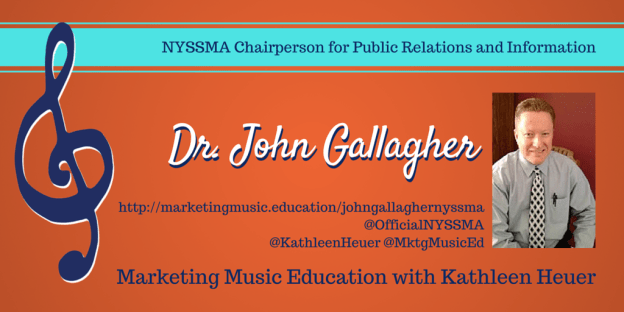 John Gallagher NYSSMA
