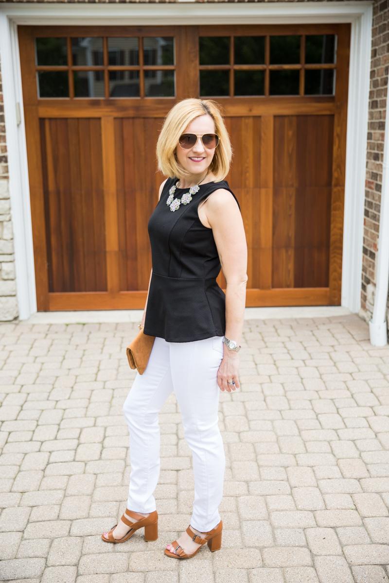 Black and White Statement - Kathrine Eldridge, Wardrobe Stylist