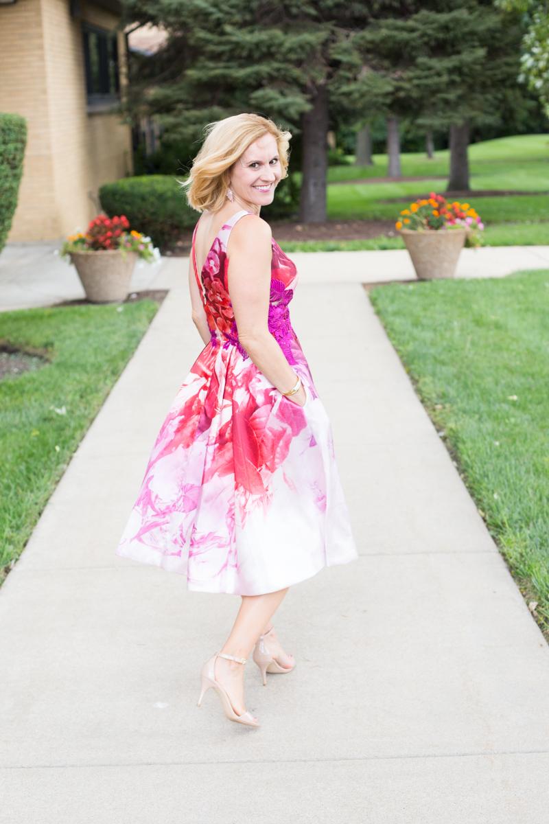 Blooming Wedding with Rent the Runway - Kathrine Eldridge, Wardrobe Stylist