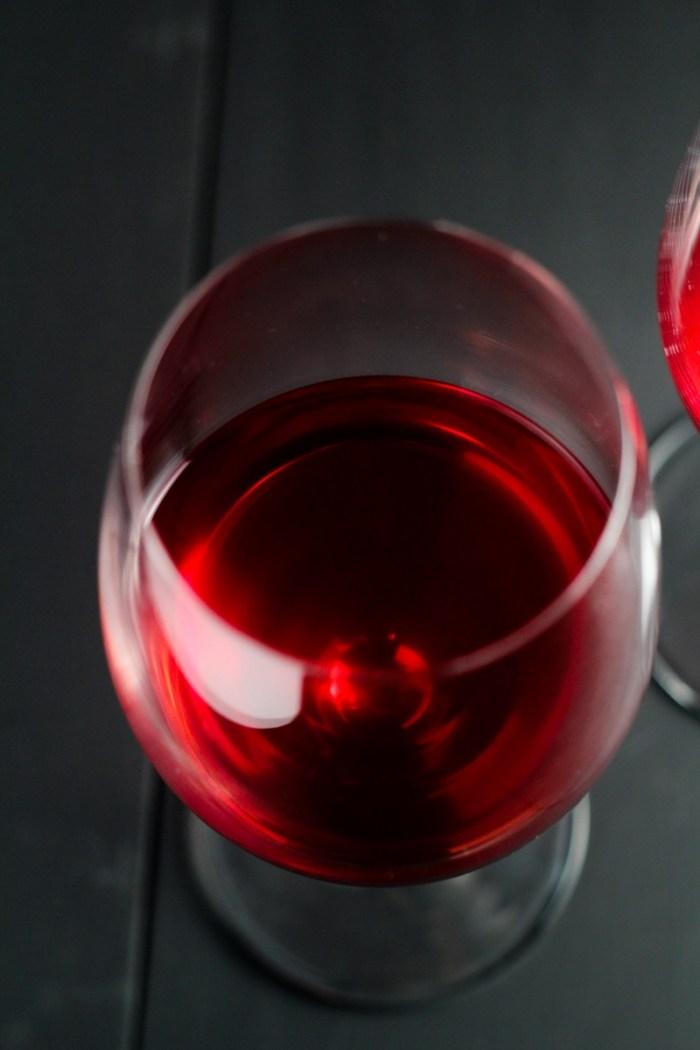 Home-Brewed Blackberry Wine {Katie at the Kitchen Door}