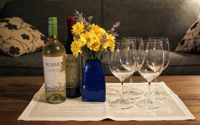 Alamos Wine Dinner