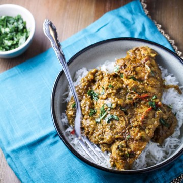 Indian Butter Chicken {Katie at the Kitchen Door}