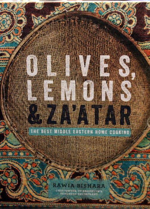 Cookbook Review: Olives, Lemons & Za'atar