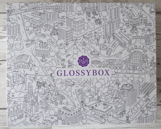Glossybox May 2016 Review and unboxing