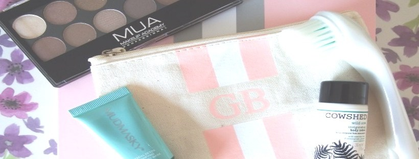 Glossybox August 2016 Review and Unboxing Rae Feather 5th Birthday