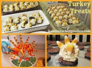 Fun Turkey Treats