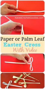 Palm Leaf Cross