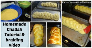 Challah Homemade Recipe