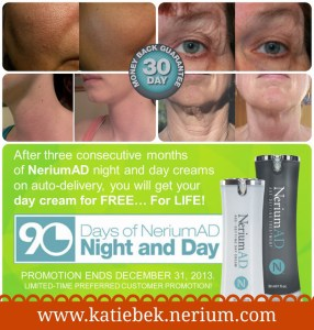 FREE day cream for LIFE….last 24 hours…Hurry!