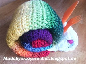 Creative Crochet Blanket Gifts