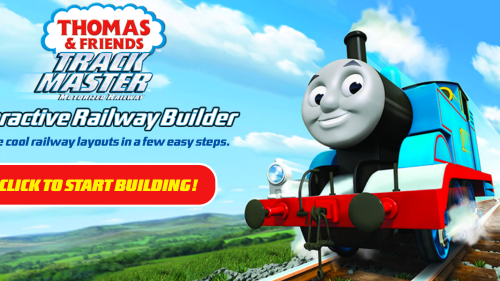 Thomas & Friends Trackmaster Builder