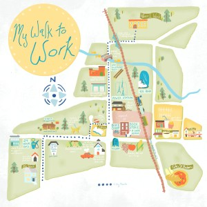 map to work5