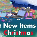 Hot New Items for Christmas