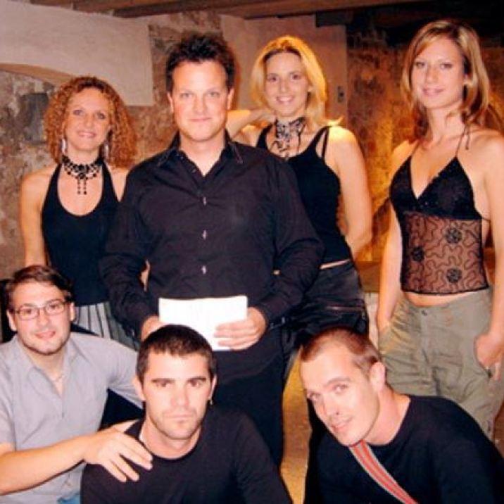 Ljubljanski grad - Katrinas z novim bandom