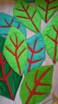 Leaf cushions