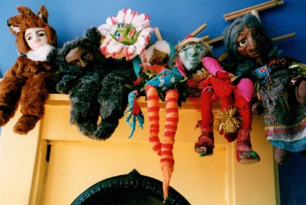 puppets, puppet, animate, shows, puppet show, stripy socks, elves, fairies, fox puppet, bear puppet