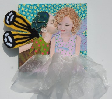 fairy portrait, childrens portraits