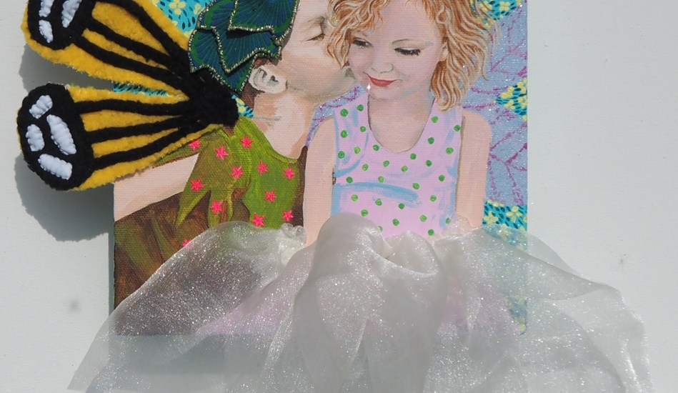 fairy portrait, childrens portraits