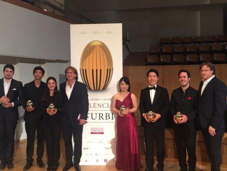 Shigeru Kawai en los Premio Iturbi 2017