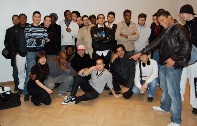 Photo de groupe SF4