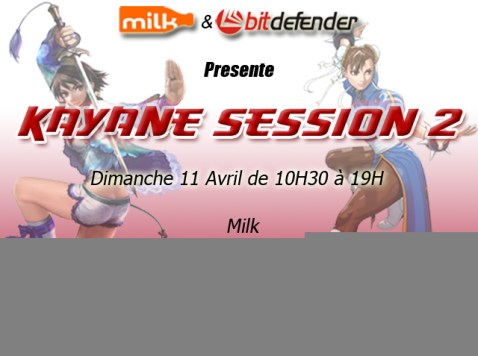Kayane Session #2