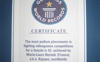 Kayane's Guinness World Records