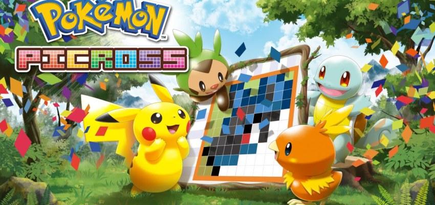 Pokémon-Picross