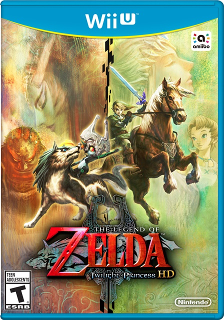 The Twilight Princess boite