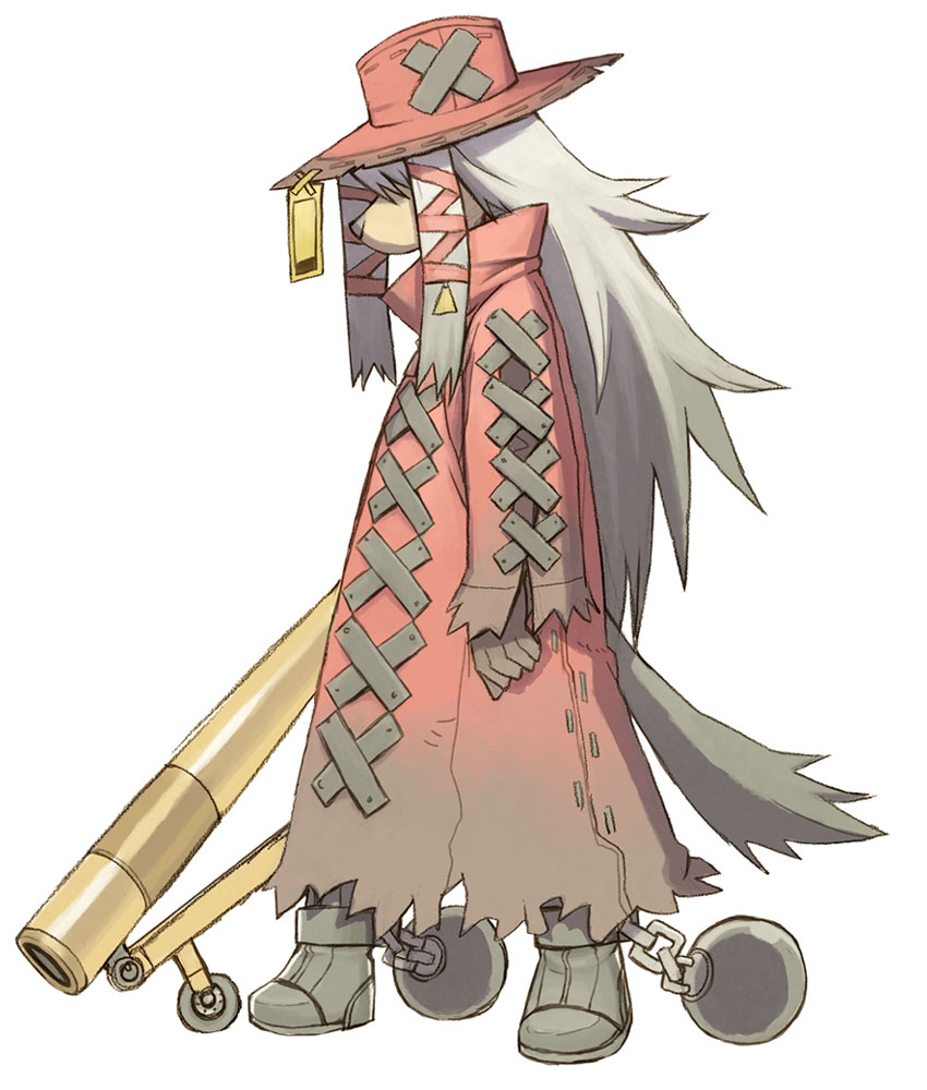 Solatorobo Artwork 4