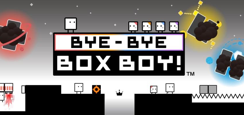 Bye Bye Boxboy