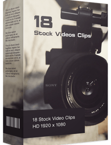 18 Stock Videos Clips HD 1920 x 1080