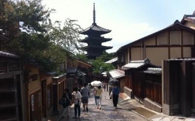 京都旅行に行ってきました。
