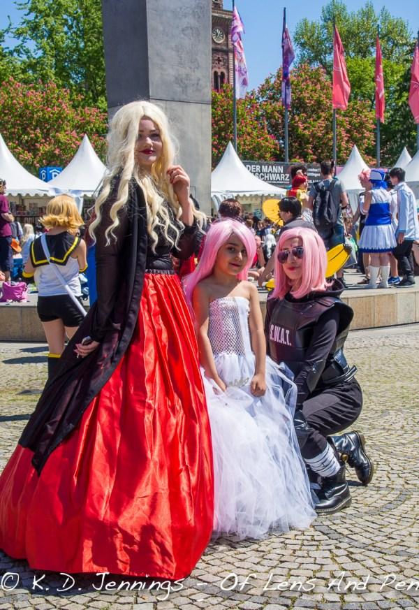 """""""Hanami – Con meets festival"""" in Ludwigshafen am Rhein"""