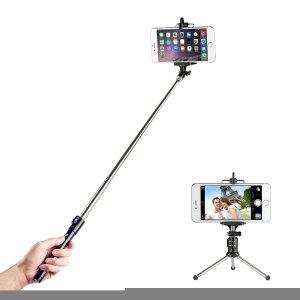 Palo se selfies bluettoth y tripode