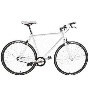 Bicicleta fixie en Amazon