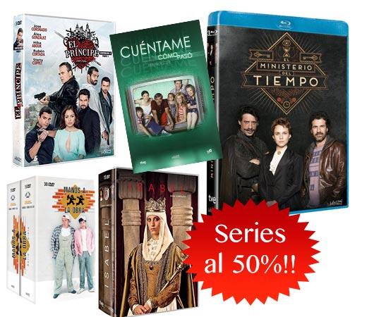 series de television de oferta