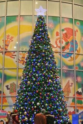 台北板橋クリスマスイルミネーション