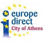 LOGO EUROPE DIRECT CITY OF ATHENS-01