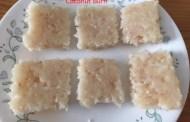 தேங்காய் பர்பி  / Thengai Burfi / Coconut Burfi