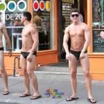2011 Pride Toronto: The Eye Candies