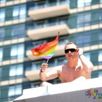 Toronto Pride Parade 2011: Rooftop Crowd