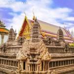 Bangkok – Temples, Palace, Park and Tower