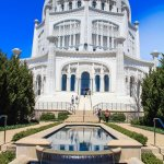 Outside Chicago – Baha'i House of Worship